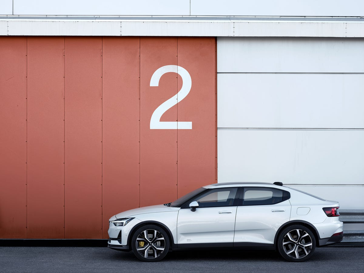 Polestar 2 wants to take a chunk of market share from Tesla Model 3
