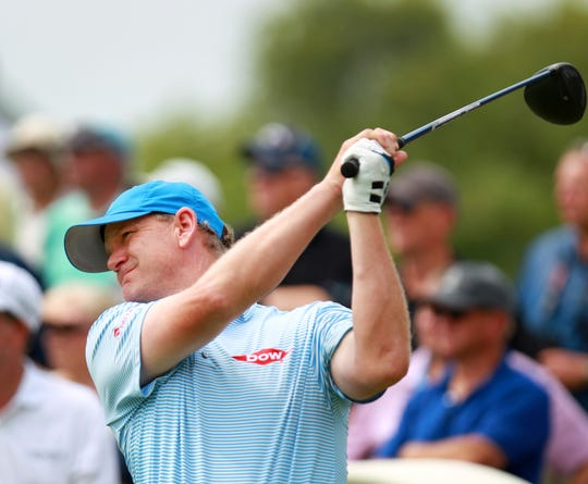 Tom Gillis of Lake Orion has two fourth-place finishes in the Champions Tour in September.