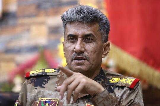 Lt. General Abdul-Wahab al-Saadi