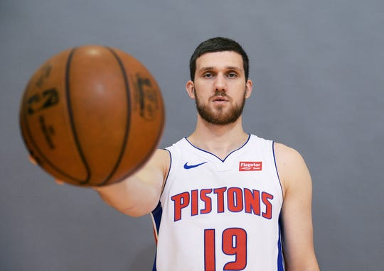 Second-year wing Svi Mykhailiuk will get a chance to display his improvement during the preseason.