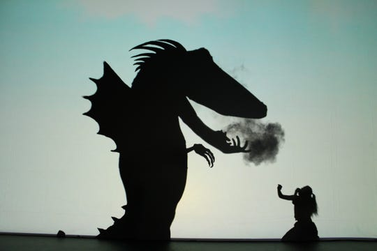 """""""Catapult: Amazing Magic of Shadow Dance"""" which will be on the Visalia Fox stage at 7 p.m. on Wednesday, March 25."""