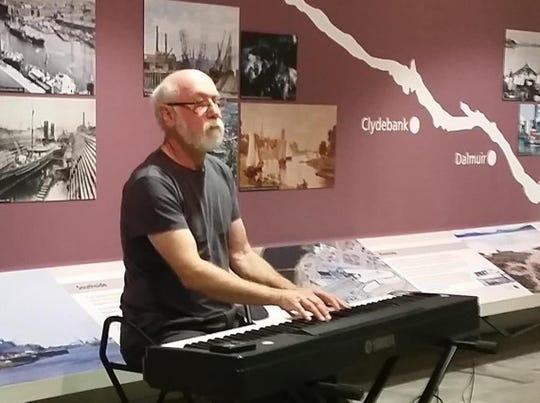 Valley Folk in Corning will presentScottish folk musician Alan Reid Saturday evening.