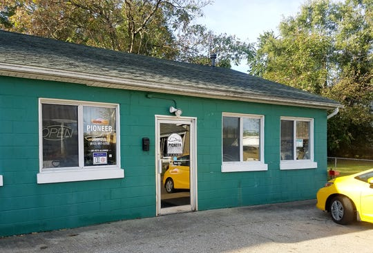 The Pioneer Bakery in Boonville has occupied this building since 1959.