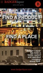 On Oct. 1, Badger Liquor will launch an app for the public to help customers find beverages at stores, bars or restaurants.