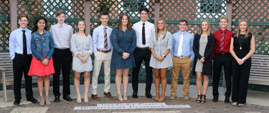 St. Joseph Central Catholic High School has named the members of their Homecoming Court for 2019.