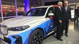 During a celebration of 25 years of BMW production in Spartanburg, the plant's top leader emphasized how free trade undergirded BMW's success in SC.