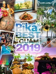 Pika Best of Guam 2019 magazine cover.