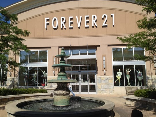 Forever 21 at Castleton Square Mall