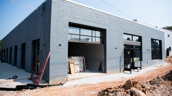 A long-empty commercial property in Mechanicsville is getting significant interior and exterior updates and a new tenant.