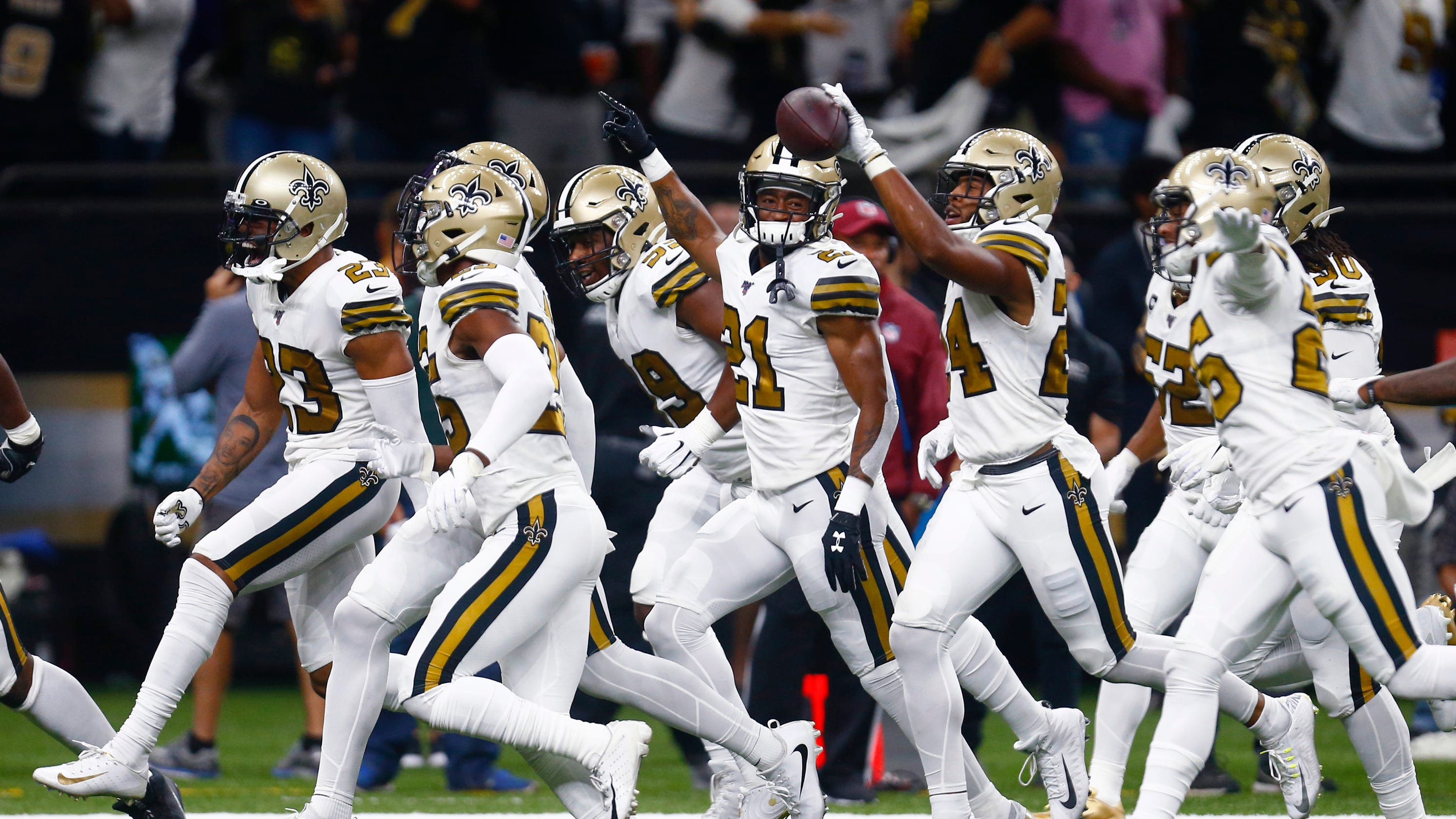 New Orleans Saints' Doomsday Defense Too Much For Dallas Cowboys In 12-10 Win