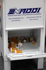 Residents can dispose of old pills in the new prescription drop box installed in Broussard.