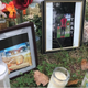 Vandals desecrate shrine to 17-year-old boy who was shot and killed Aug. 31