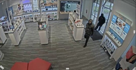 The Germantown Police Department needs help finding two males who robbed U.S. Cellular on Appleton Avenue at about 4 p.m. Sept. 27.