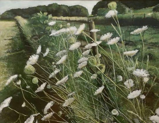 Muncie Makes Lab will feature art by Judy Kreiger during ArtsWalk 2019.