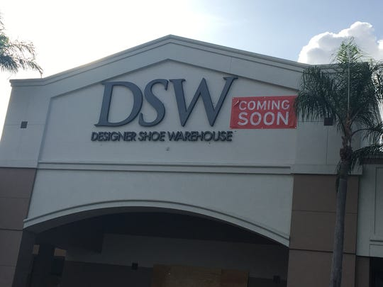 DSW Shoes opened Sept. 19, 2019 in the Carillon Place shopping center in Naples.