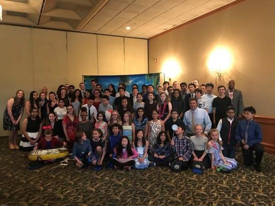 The Spartan Aquatic Club found success at multiple meets in 2019.