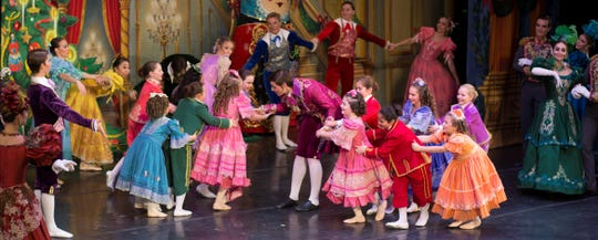 "Local dance students are invited to audition Saturday for roles in the Moscow Ballet's "" Great Russian Nutcracker."""