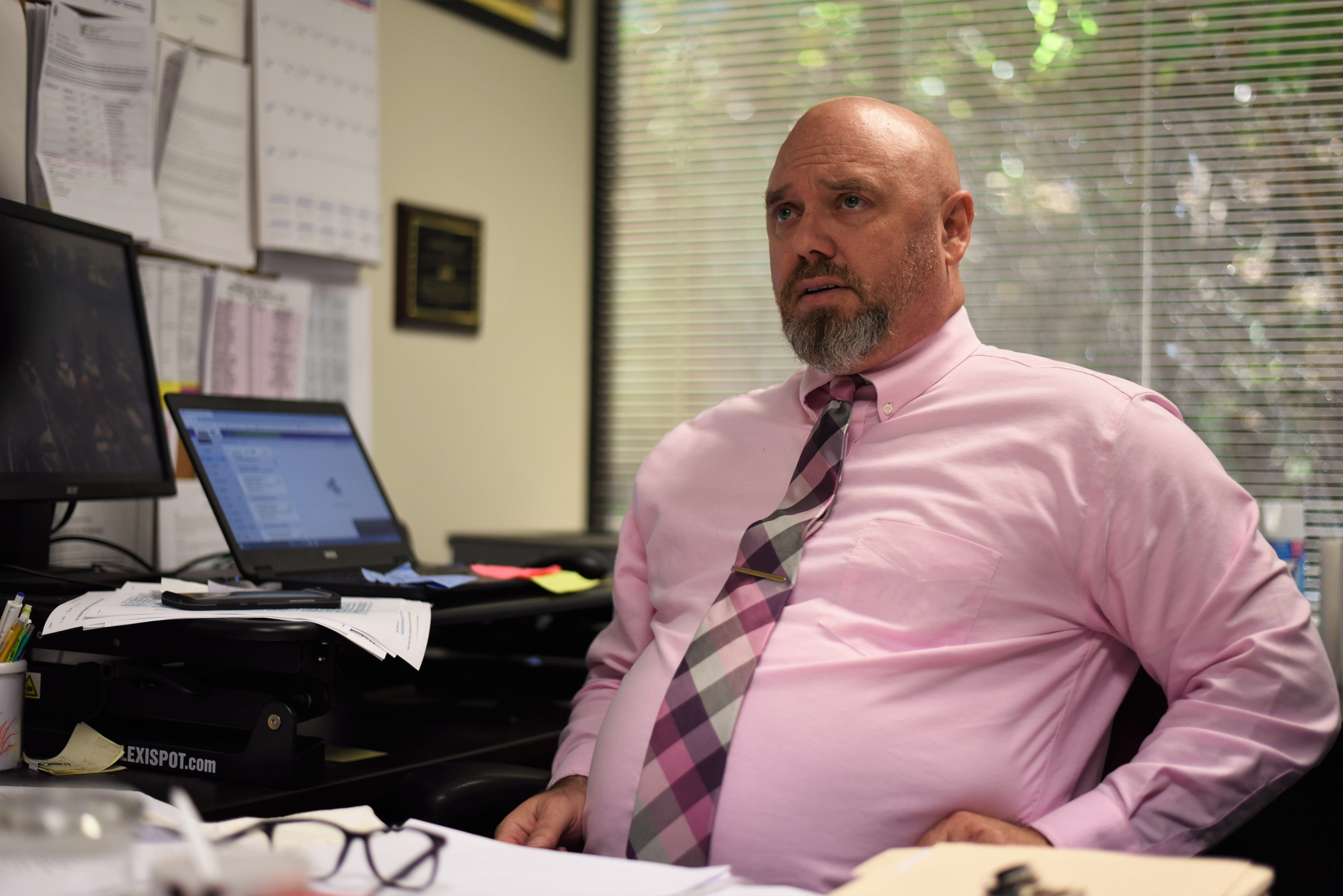 Frank Prevratil, Amanda Rivenburg's boss at Living Resources, talks about how her death has affected both himself and the company as a whole on Tuesday, Sept. 17, 2019.