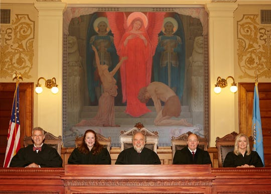 South Dakota Supreme Court Justices