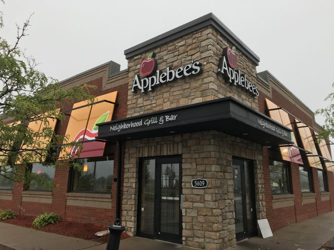 Applebee's, 5609 U.S. 10 E. in Stevens Point