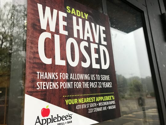 Applebee's, 5609 U.S. 10 E. in Stevens Point