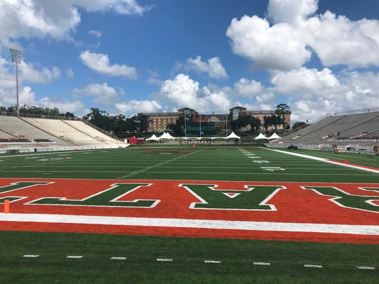 Bragg Memorial Stadium has served as the home venue for FAMU football since 1957.