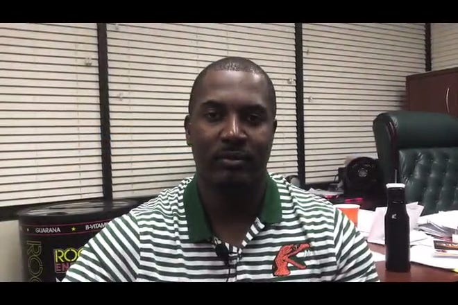 WATCH: Rattlers head coach Willie Simmons discusses the 30-28 victory over Norfolk State to open MEAC play.