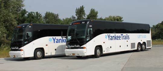 Yankee Trails started as a Northeastern bus operator before expanding into a full-service travel agency.