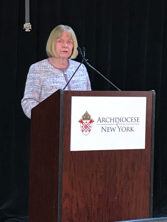 Judge Barbara Jones delivers her findings about how the church handles sex abuse claims.