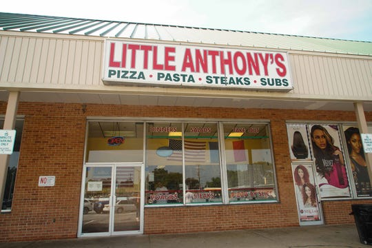 Little Anthony's in Community Plaza Shopping Center, in New Castle, was voted number 10 on the list according to our News Journal readers.
