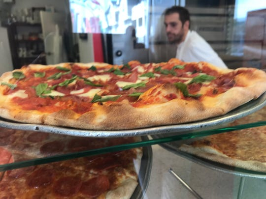 Pomodoro Pizzeria in Bethany Beach has been open 3 years. Owners used to run Cafe Palermo off Miller Road in Wilmington.