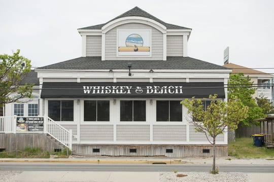 The former Whiskey Beach, located next to Nalu, will be demolished. A new outdoor patio for Nalu featuring palm trees and waterfalls will be open by the spring.