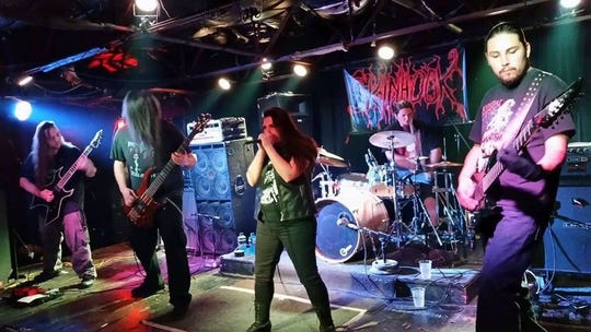 Area metal band Skinhook will headline the third and final day of Larsonfest 2019 from 2 to 8 p.m. Sunday at Stick's Place Bar. The three-day event honoring Larson opens from 6 to midnight tonight with James Cook headlining and from noon to 11 p.m. Saturday with Downtown Royalty headlining.