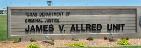 James V. Allred Unit