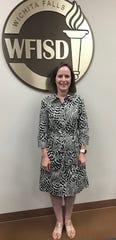 Wichita Falls ISD Board President Elizabeth Yeager