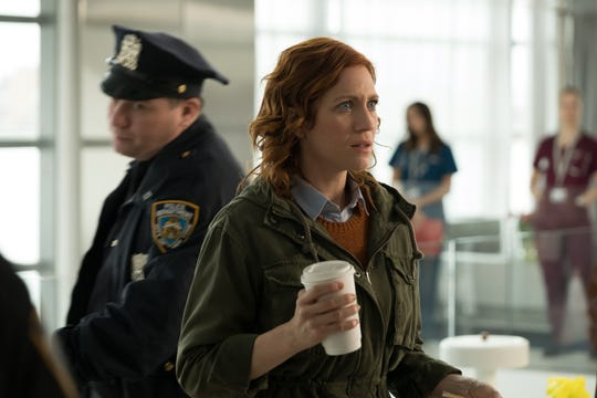 """Brittany Snow in """"Almost Family."""""""