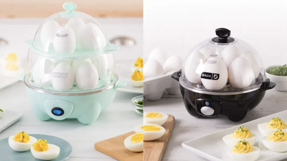 A quick cooker for your breakfast? Egg-cellent.