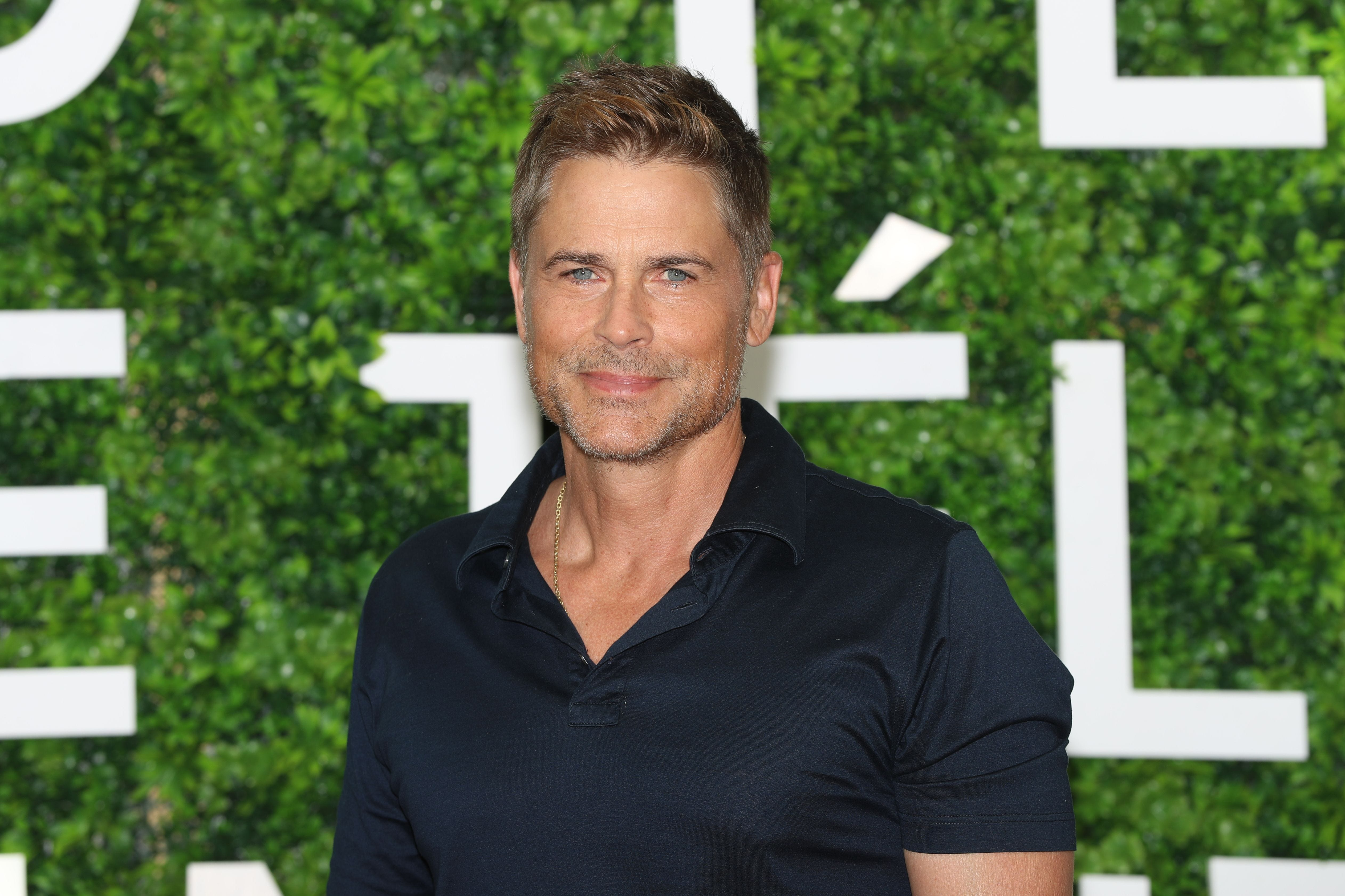 Rob Lowe's sons 'live to troll' him on Instagram and he takes it like a 'dad'