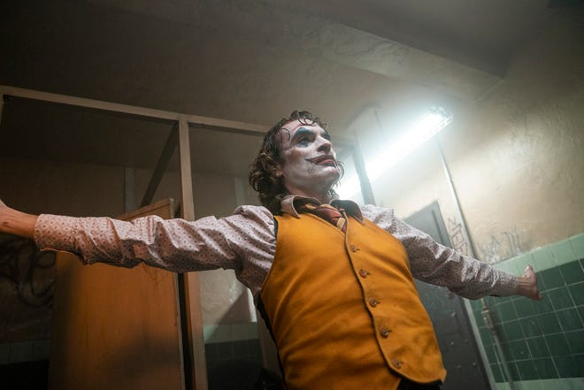 "Joaquin Phoenix plays the man who will become Batman's violent, over-the-edge nemesis in the new movie ""Joker."""