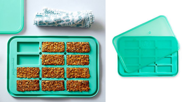 Use this mold for your favorite no-bake recipe.
