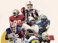USA TODAY Sports is unveiling the best 100 players in NFL history.