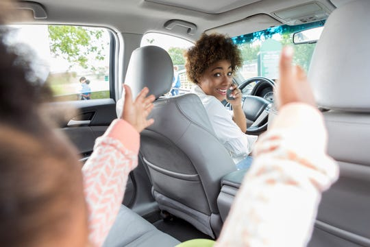 Distracted driving doesn't just mean texting. It can include any behavior that diverts the driver's attention and focus from the road.