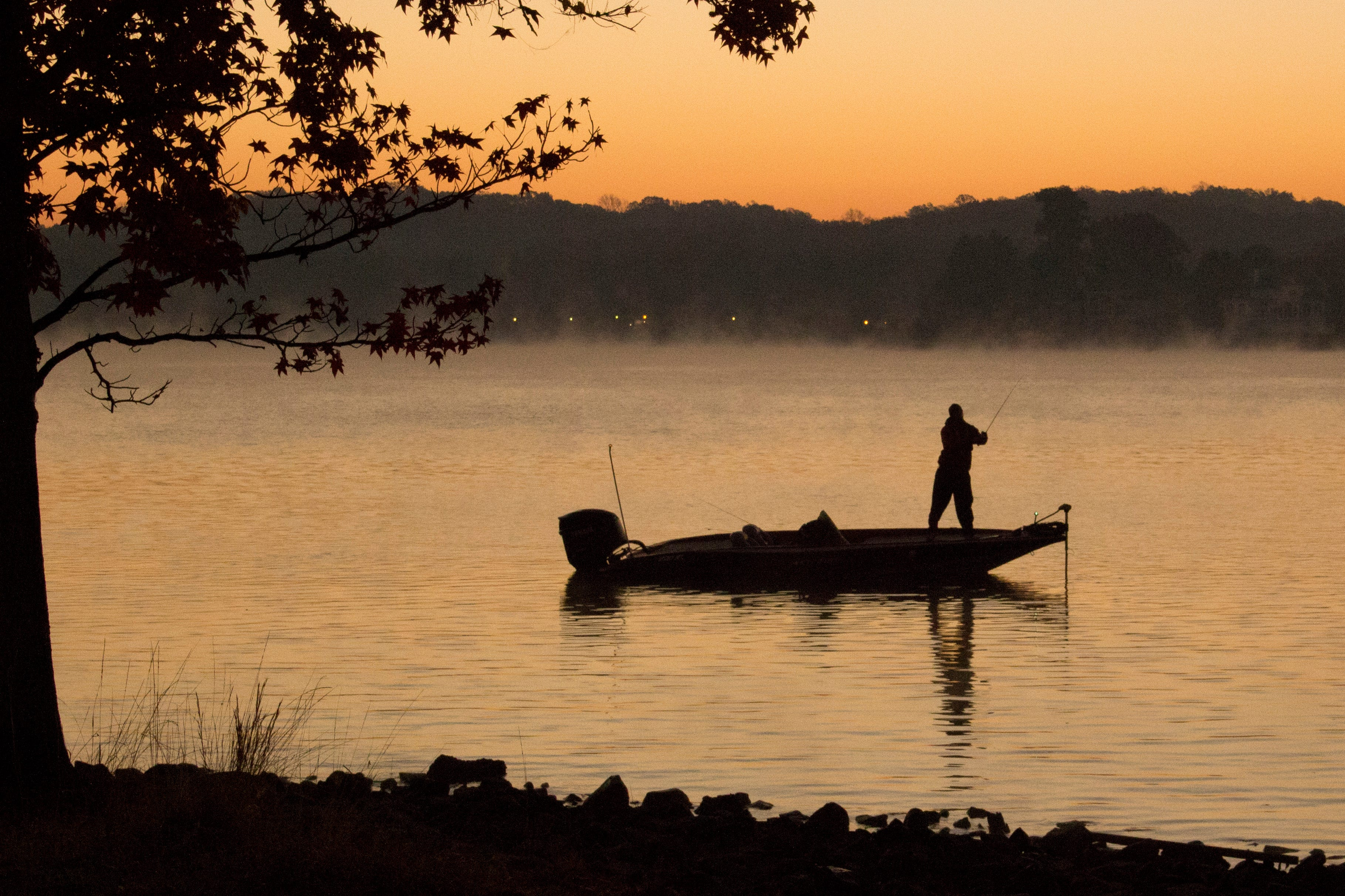 Cast away: Fishing's a breeze at these bass-packed lakes