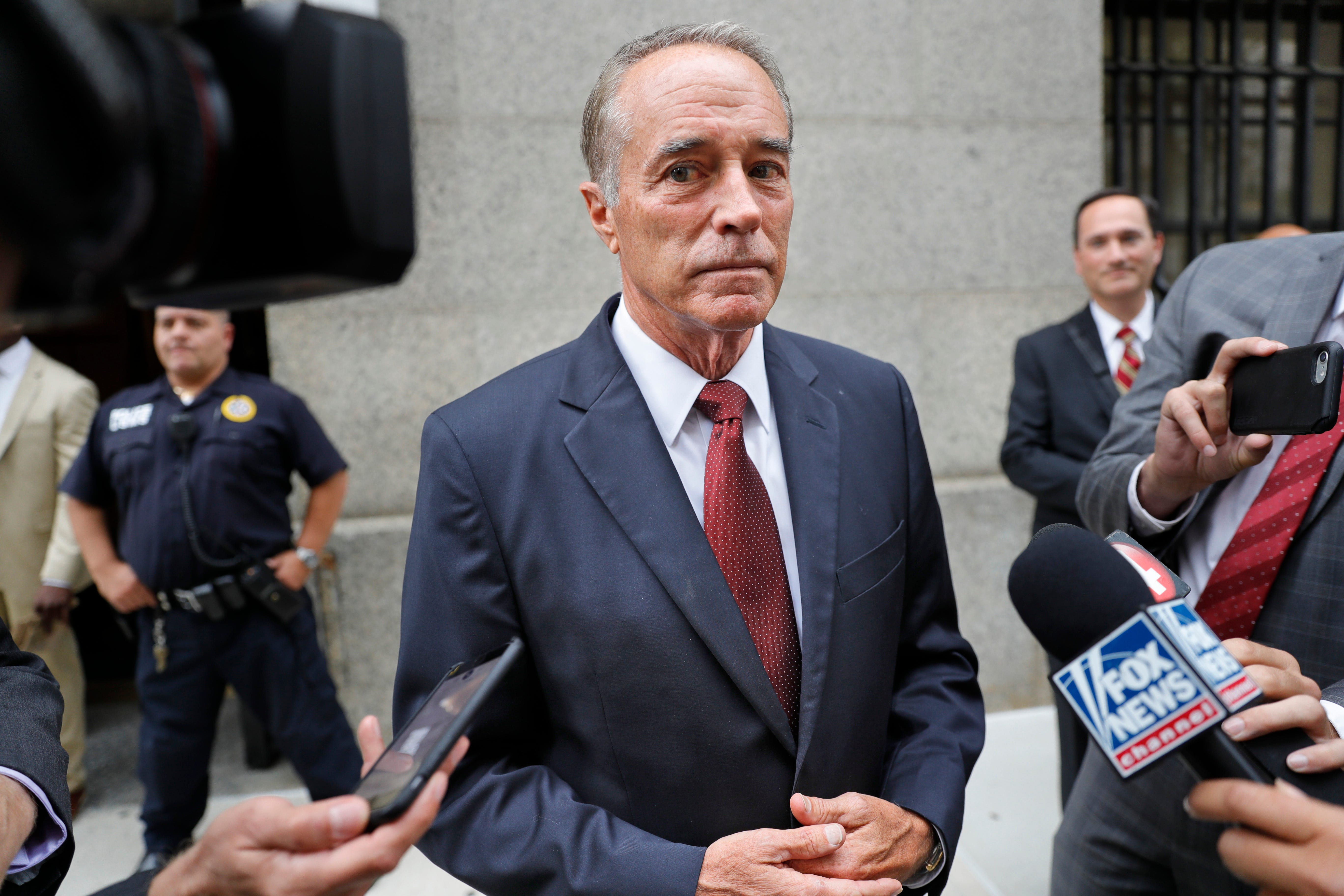 Rep. Chris Collins resigns ahead of guilty plea to insider-trading