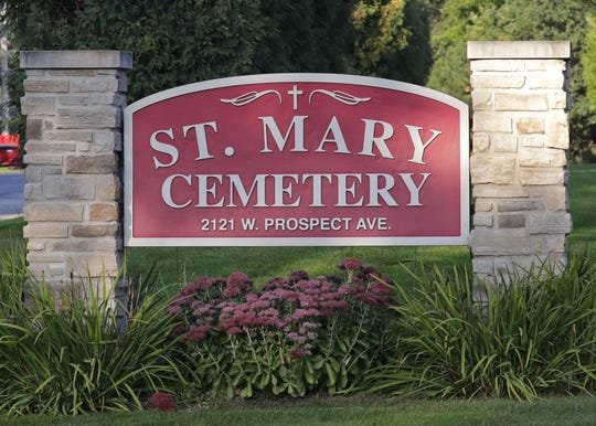 An Appleton man told police that Megan Rogers jumped from his car on Prospect Avenue near St. Mary Cemetery about 40 minutes before she suffered fatal injuries in a separate incident.