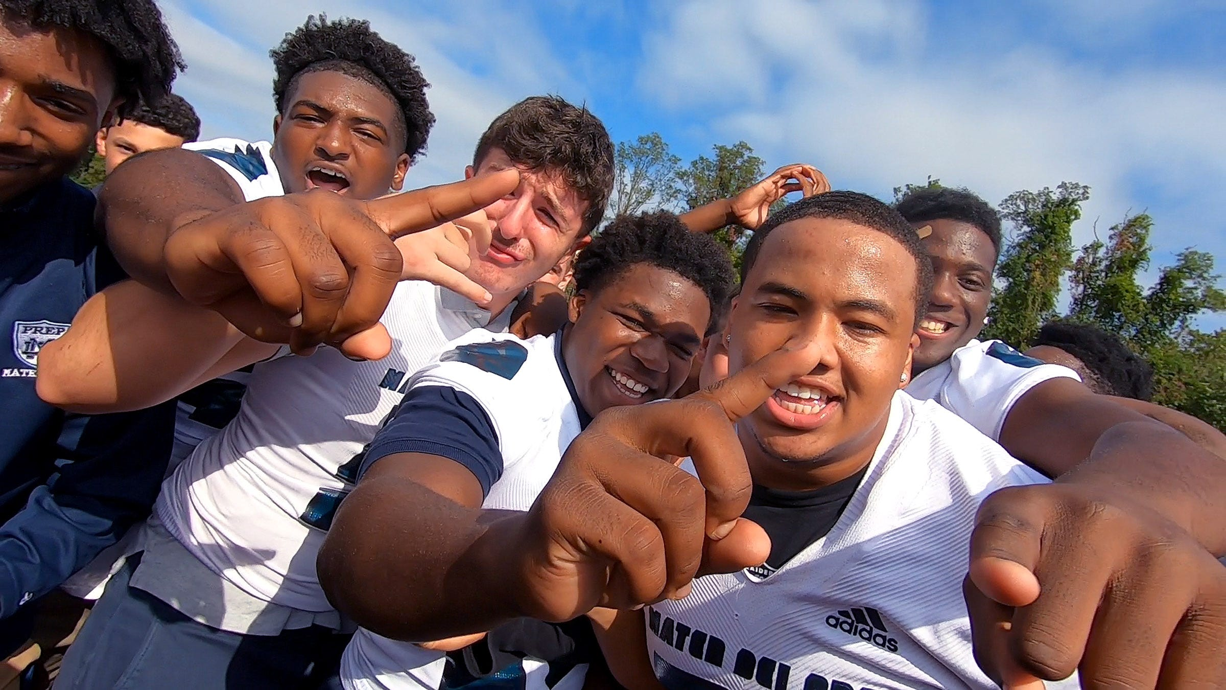 Haven Gaston red zone road show: state powers mater dei prep, wall talk about their  matchup