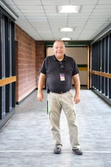 "Lt. Mike Ruby retired this summer after leading the School Resource Officer unit at the Buncombe County Sheriff's Office. Ruby returned to law enforcement in 2007 after a stint in the private sector and said he was initially skeptical of the new program at the schools when he returned. ""When I came back it turned out to be the best assignment I ever had,"" he said."
