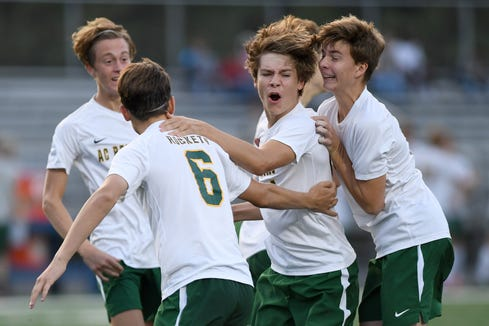 Reynolds defeated Erwin 3-2 on Oct. 2.