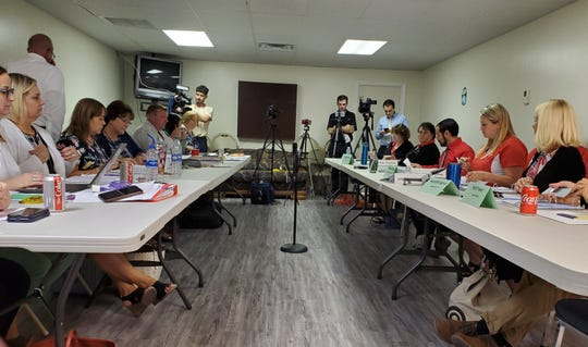 Negotiators from the Brevard County School District and Brevard Federation of Teachers met at union headquarters Monday for a productive session that brought them several steps closer to a deal on teacher contracts.