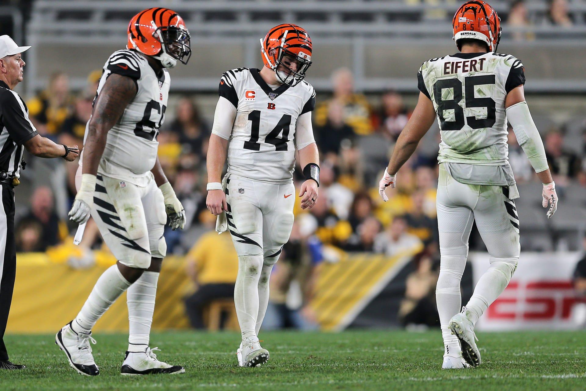 Nfl Week 4 Photos Cincinnati Bengals Vs Pittsburgh Steelers